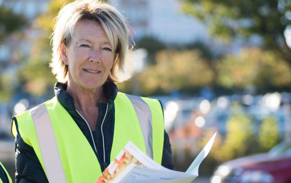 Beteendevetare Anita Gidlöf Gunnarsson
